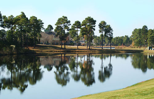Lake Views in Plantation Lakes Carolina Forest